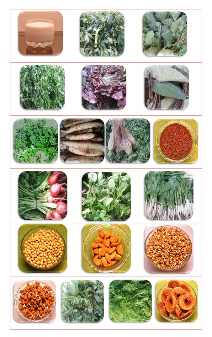 Garbhakranti calcium  rich foods during pregnancy