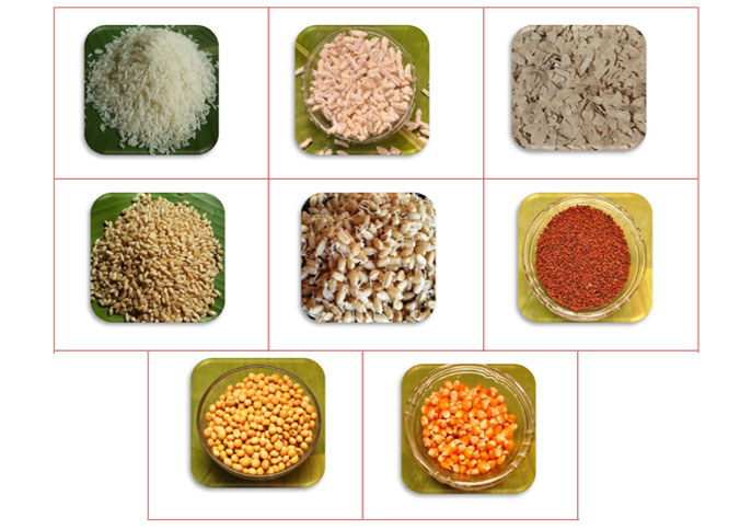 Garbhakranti cereals during pregnancy