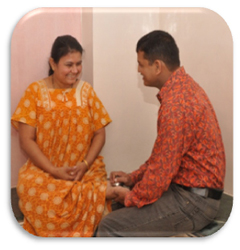 Role of my husband in pregnancy